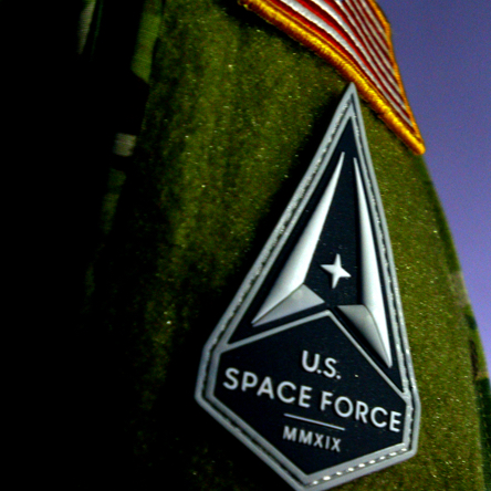 Image of space force patch